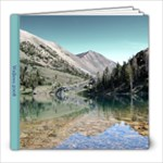 Father and Son Wallowas Hike 2008 - 8x8 Photo Book (20 pages)