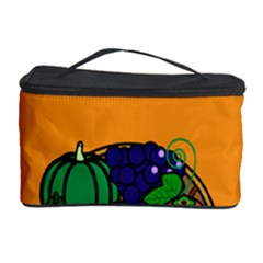 Healthy Vegetables Food Cosmetic Storage Case by Mariart
