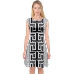 Capsleeve Midi Dress By Annabellerockz by annabellerockzfashion