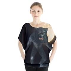 Werewolf Blouse by Valentinaart