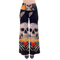 Halloween Candy Keeper Pants by Valentinaart