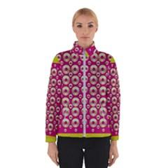 Going Gold Or Metal On Fern Pop Art Winterwear by pepitasart