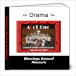 Drama ~ Beginning till Now - 8x8 Photo Book (20 pages)
