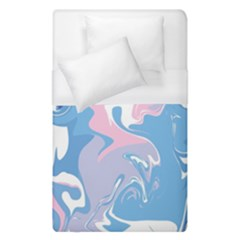 Abstract Marble 10 Duvet Cover (single Size) by tarastyle