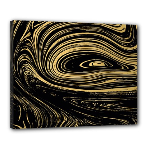 Abstract Marble 15 Canvas 20  X 16  by tarastyle
