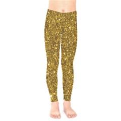 New Sparkling Glitter Print I Kids  Legging by MoreColorsinLife