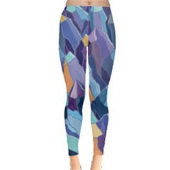 Abstract Nature 15 Leggings  by tarastyle