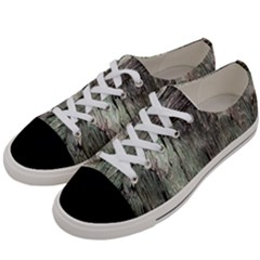 Grannys Hut   Structure 3b Women s Low Top Canvas Sneakers by MoreColorsinLife