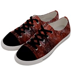 Grannys Hut   Structure 3c Men s Low Top Canvas Sneakers by MoreColorsinLife