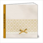 shabbos - 6x6 Photo Book (20 pages)