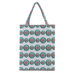 Christmas 3d Decoration Colorful Classic Tote Bag by Onesevenart