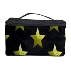 Stars Backgrounds Patterns Shapes Cosmetic Storage Case by Onesevenart