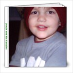 Jonah - 8x8 Photo Book (20 pages)