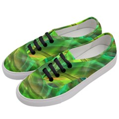 Abstract Shiny Night Lights 21 Women s Classic Low Top Sneakers by tarastyle