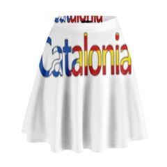 Catalonia High Waist Skirt by Valentinaart
