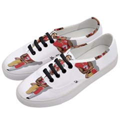 National Anthem Protest Women s Classic Low Top Sneakers by Valentinaart