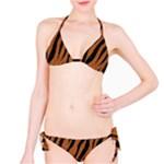 SKIN3 BLACK MARBLE & RUSTED METAL Bikini Set