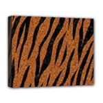 SKIN3 BLACK MARBLE & RUSTED METAL Deluxe Canvas 20  x 16