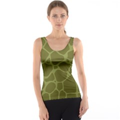 Autumn Animal Print 1 Tank Top by tarastyle