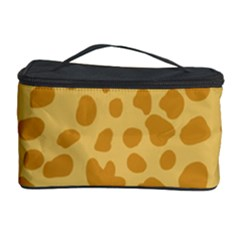Autumn Animal Print 2 Cosmetic Storage Case by tarastyle