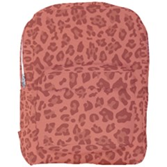 Autumn Animal Print 4 Full Print Backpack by tarastyle