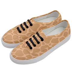 Autumn Animal Print 10 Women s Classic Low Top Sneakers by tarastyle