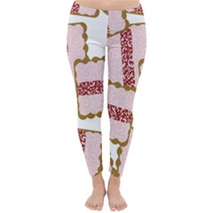 Iced Vovo Classic Winter Leggings by definatalie