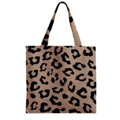 Skin5 Black Marble & Sand (r) Zipper Grocery Tote Bag by trendistuff