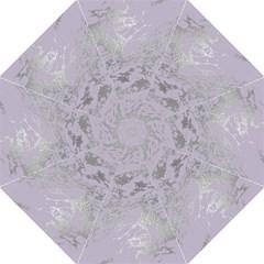 Luxurious Pink Marble Hook Handle Umbrellas (medium) by tarastyle