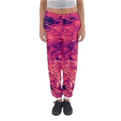 Abstract Acryl Art Women s Jogger Sweatpants by tarastyle