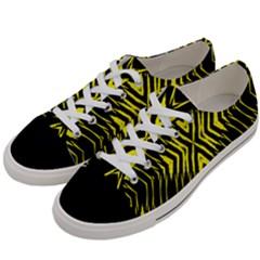 X Spots Mark Women s Low Top Canvas Sneakers by MRTACPANS