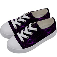 Heart Free 7286 Kids  Low Top Canvas Sneakers by MRTACPANS