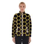 HEXAGON2 BLACK MARBLE & YELLOW LEATHER (R) Winterwear