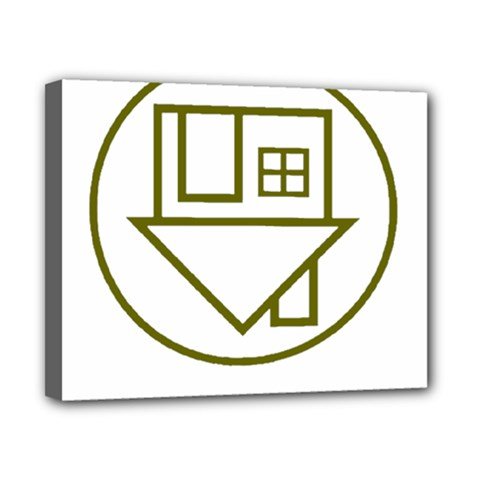 The Neighbourhood Logo Canvas 10  X 8  by Celenk