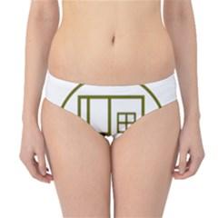 The Neighbourhood Logo Hipster Bikini Bottoms by Celenk