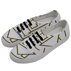 The Neighbourhood Logo Men s Classic Low Top Sneakers by Celenk