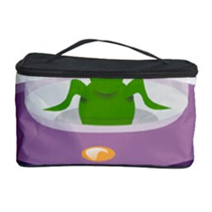 Ufo Cosmetic Storage Case by Celenk
