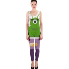 Ufo Onepiece Catsuit by Celenk