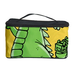 Dragon Cosmetic Storage Case by Celenk