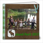 Island Park 2017 - 8x8 Photo Book (20 pages)
