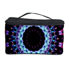 Kaleidoscope Shape Abstract Design Cosmetic Storage Case by Celenk