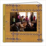 THANKSGIVING 2007 - 8x8 Photo Book (30 pages)