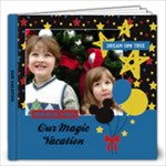 Our Magic Vacation - 12x12 Photo Book - 12x12 Photo Book (20 pages)