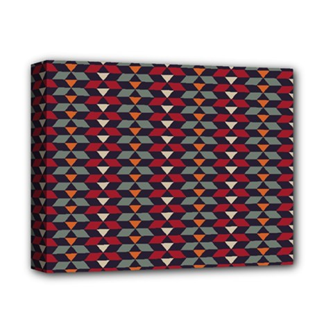Native American Pattern 23 Deluxe Canvas 14  X 11  by Cveti
