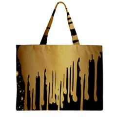 Drip Cold Zipper Mini Tote Bag by 8fugoso