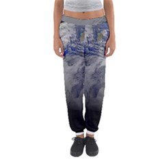 A Sky View Of Earth Women s Jogger Sweatpants by Celenk