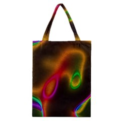 Vibrant Fantasy 4 Classic Tote Bag by MoreColorsinLife