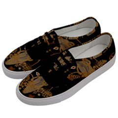 Hawaiian, Tropical Design With Surfboard Men s Classic Low Top Sneakers by FantasyWorld7