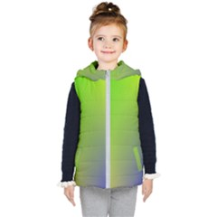 Pattern Kid s Puffer Vest by gasi