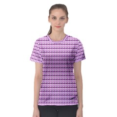 Pattern Women s Sport Mesh Tee by gasi
